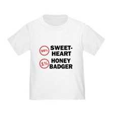 Sweetheart vs. Honey Badger T