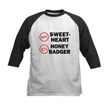 Sweetheart vs. Honey Badger Tee