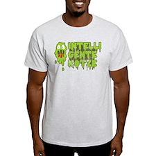 Kotze mit hohem IQ T-Shirt