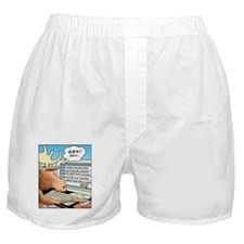 Moose S*X Spam Boxer Shorts