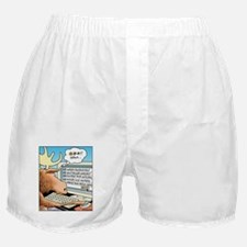 Moose S*X Spam Boxer Shorts
