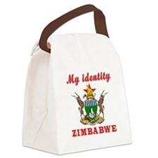 My Identity Zimbabwe Canvas Lunch Bag