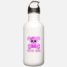 NCIS Abby Goth Water Bottle
