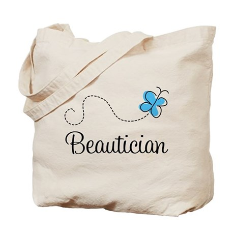 Beautician (Worlds Best) Tote Bag