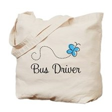 Bus Driver Gift Tote Bag