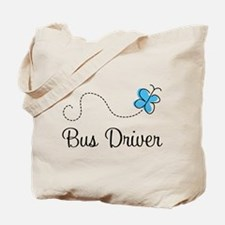 Bus Driver Gift Tote Bag
