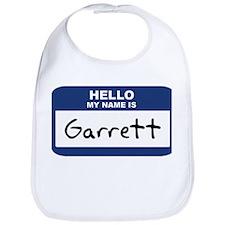Hello: Garrett Bib