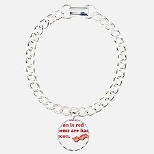 Bacon Poem Bracelet