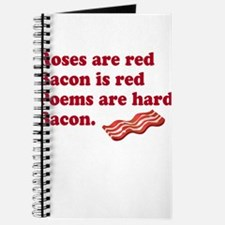 Bacon Poem Journal