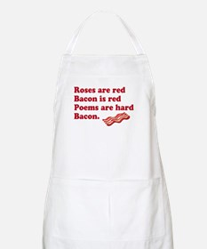Bacon Poem Apron