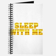 Sleep With Me Journal