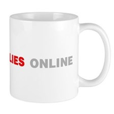 Everybody Lies Online Mug