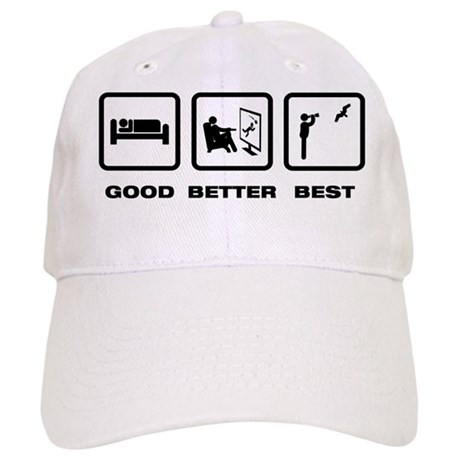 Bird Watching Cap
