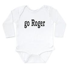 go Roger Infant Creeper Body Suit