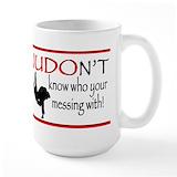 Judo Coffee Mugs
