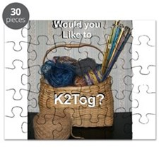 Would You Like To K2tog? Puzzle