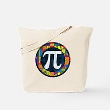 Pi Symbol 2 Tote Bag