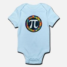 Pi Symbol 2 Infant Bodysuit