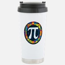Pi Symbol 2 Stainless Steel Travel Mug