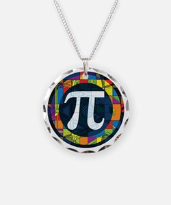 Pi Symbol 2 Necklace