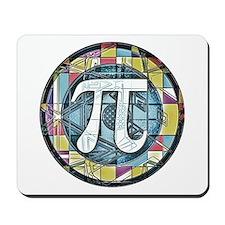 Pi Symbol 3 Mousepad