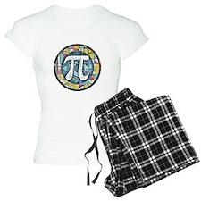 Pi Symbol 3 pajamas