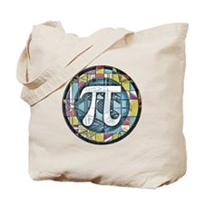 Pi Symbol 3 Tote Bag