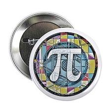 "Pi Symbol 3 2.25"" Button (10 pack)"