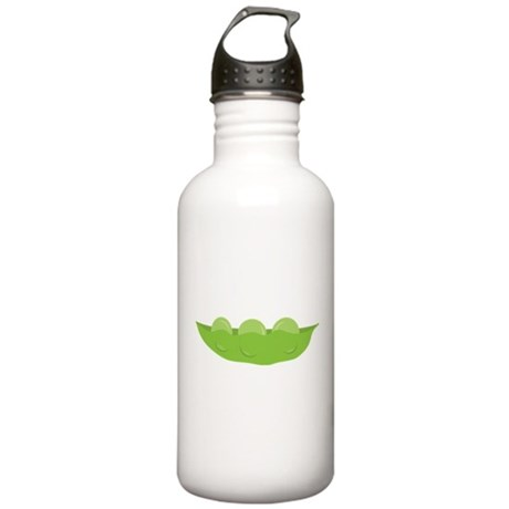 Peas Water Bottle