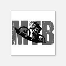 """MTB WGB Square Sticker 3"""" x 3"""""""