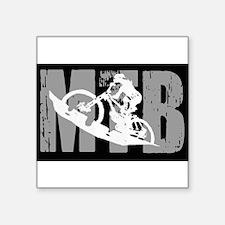 "MTB BGW Square Sticker 3"" x 3"""