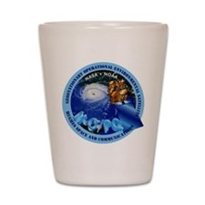 Infrared Space Observatory - ISO Shot Glass