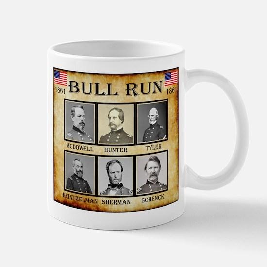 Bull Run (1st) - Union Mug