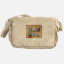 Bull Run (1st) - Union Messenger Bag