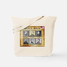 Bull Run (1st) - Union Tote Bag