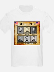 Bull Run (1st) - Union T-Shirt