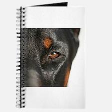 Unique Dobermann Journal