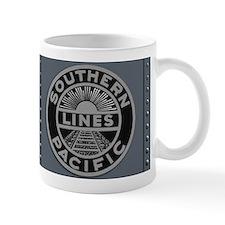The Train Panel Coffee Mug