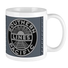The Train Panel Coffee Mug