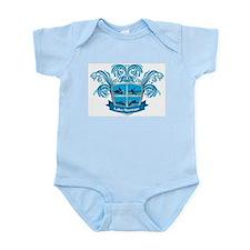 Lake Norman Splash Logo - LKN Body Suit