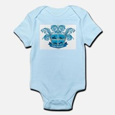 Lake Norman Splash Logo - LKN Body Suit