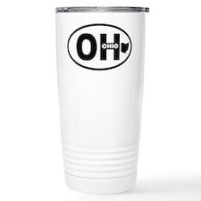 Ohio Travel Mug
