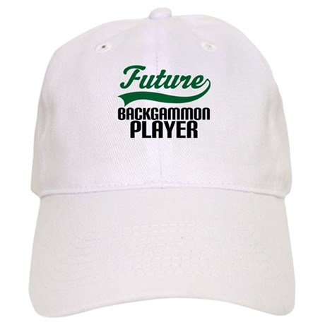 Future Backgammon Player Cap