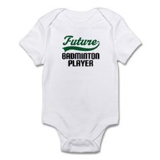Future Badminton Player Infant Bodysuit