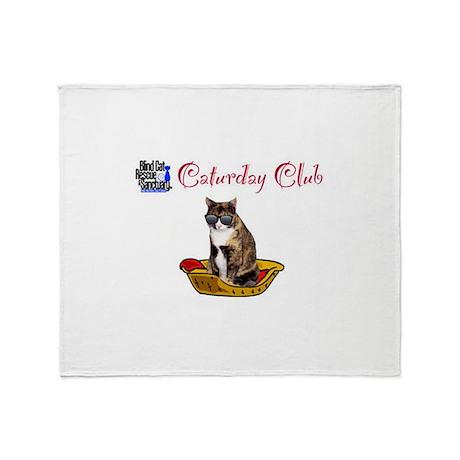 BCats-Designpng1 Throw Blanket