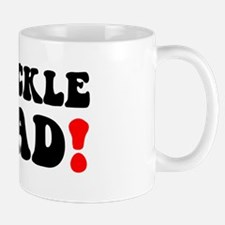 KNUCKLE HEAD! Small Mug