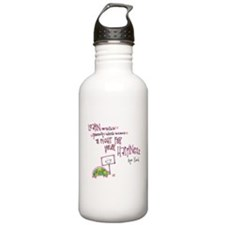 Be True to Yourself Water Bottle