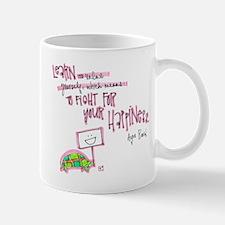 Be True to Yourself Mug