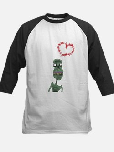 Zombie love Baseball Jersey