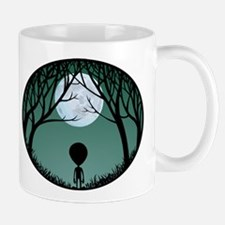 Friendly Alien Cute E.T. Gifts Mug